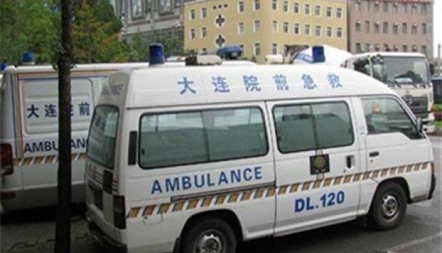 ДТП в Китае: столкнулось 19 автомобилей, есть погибшие