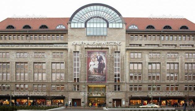 У Берліні обікрали найулюбленіший магазин VIP-шопоголіків