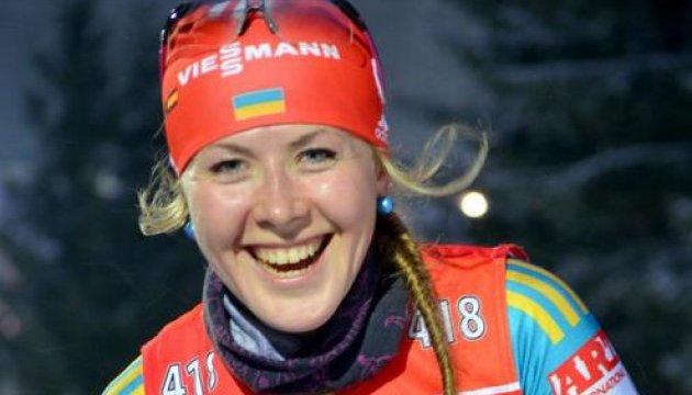 Биатлон: Спринт в Рупольдинге выиграла Макаряйнен, Джима - 11-та
