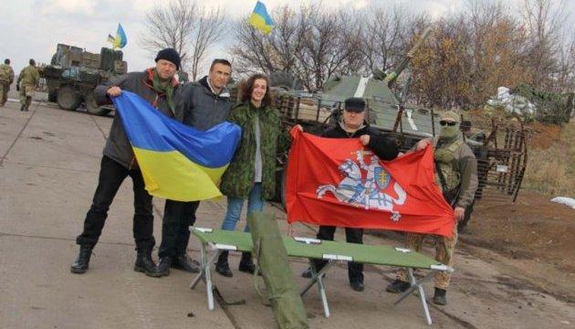 Литовці передали лікарні Мечникова ліки для учасників АТО