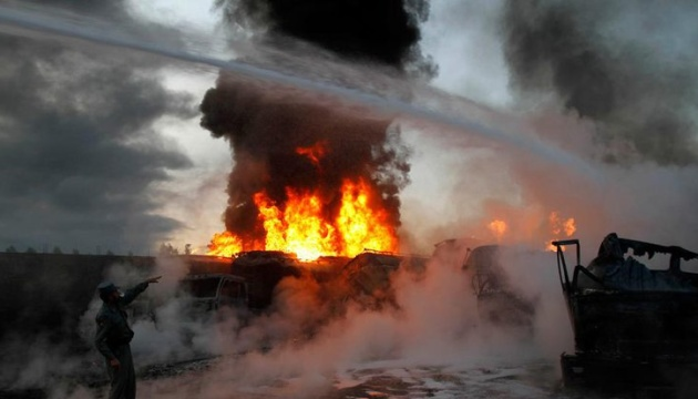 В Египте подорвались два автомобиля с военными - десять погибших