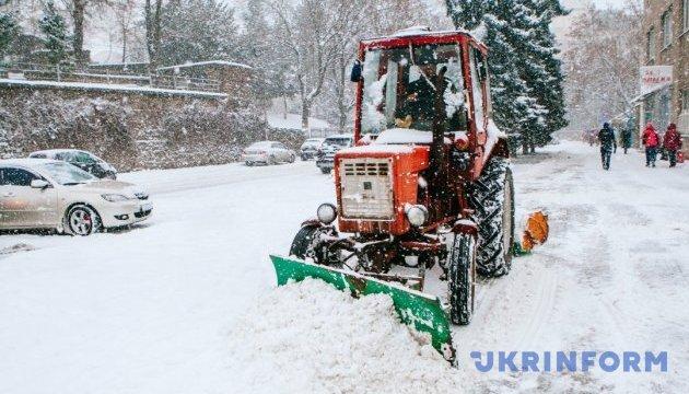 Столичная власть выписала 4,5 тысячи предписаний за неубранный снег