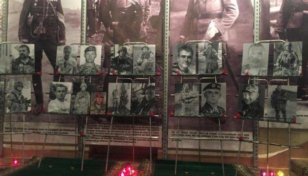 В Киеве ветераны АТО почтили память погибших