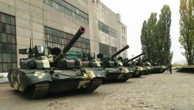 Из Харькова очередная партия танков