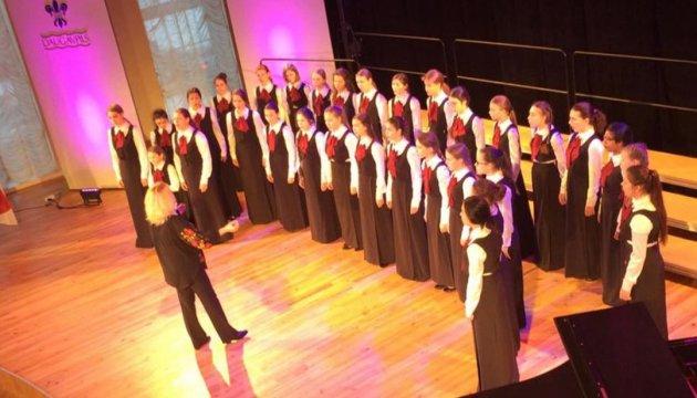 乌克兰合唱团在拉脱维亚艺术节夺冠