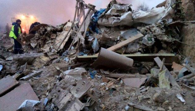В Кыргызстане уже опознали тела 15 погибших в авиакатастрофе