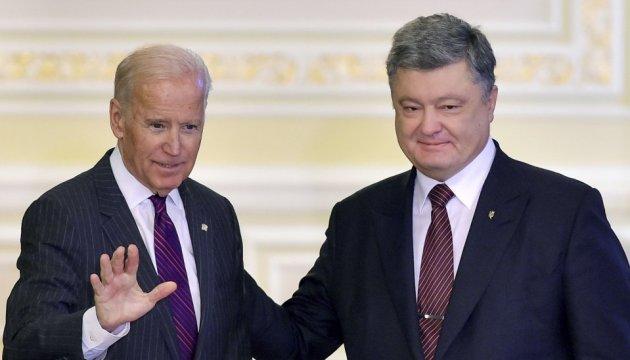 Мир должен стать единым против агрессии РФ и практики принуждения - Байден