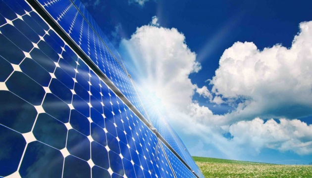 Solar power plant with capacity of 33 MW launched in Melitopol