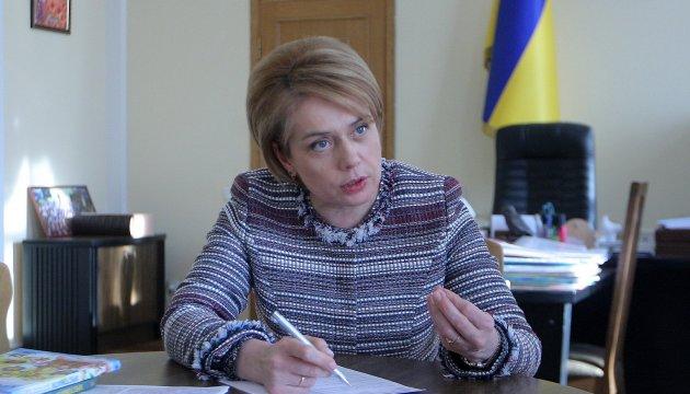 Гриневич хоче збільшити використання української у школах з мовами нацменшин