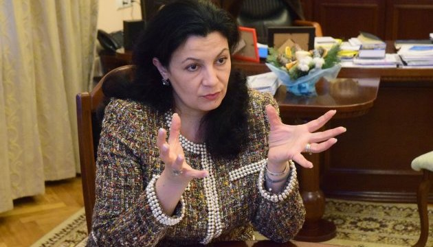 Уряд розробив пріоритетні закони з євроінтеграції - Климпуш-Цинцадзе