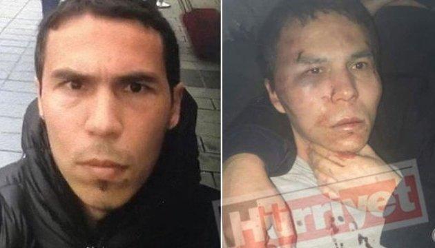 В Турции задержали террориста, который на новый год расстрелял 39 человек