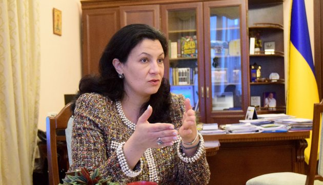 Klympush-Tsintsadze: No need for additional security measures on border of Ukraine after visa-free travel starts