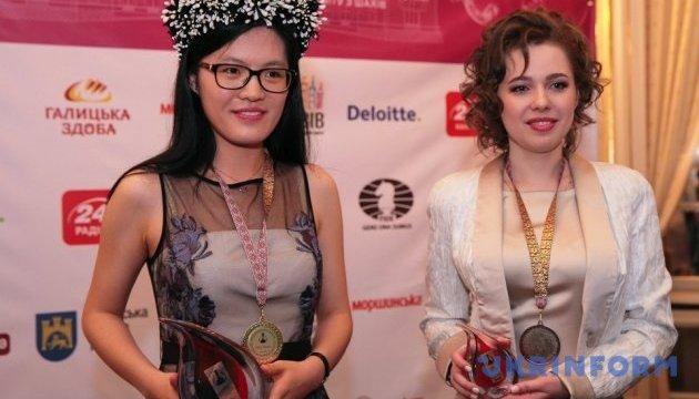 ФИДЕ назвала первых соперниц украинских шахматисток на ЧМ-2017