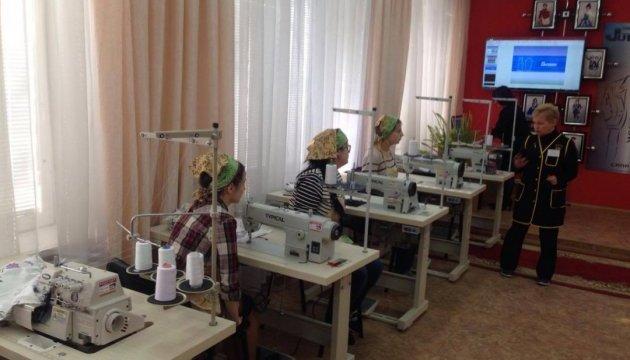 В Украине модернизируют учебные программы трактористов, швей и сантехников