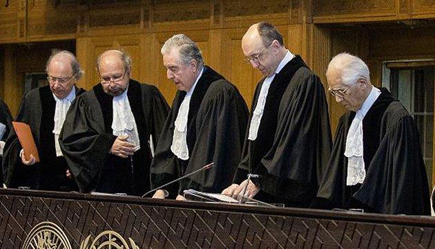 Позов України проти Росії вже зареєстрований у суді ООН