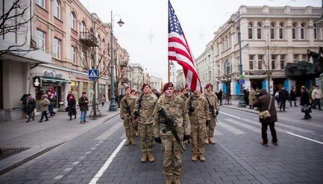 Литва підписала військову угоду з США