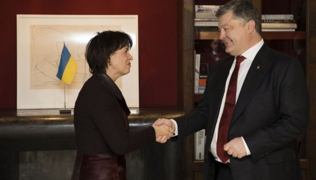Після ЄС безвіз Україні надасть і Швейцарія - Порошенко