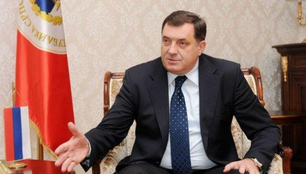 США ввели санкции против пророссийского лидера сепаратистов в Боснии и Герцеговине