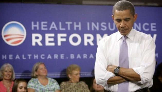 Скасування Obamacare залишить без медстраховки 18 млн американців