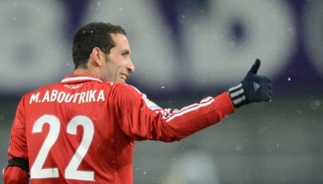 Єгипетського футболіста Абутріка включили до списку терористів
