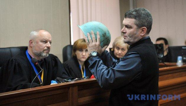 Справа екс-беркутівців: прокурор оприлюднив дані балістичної експертизи