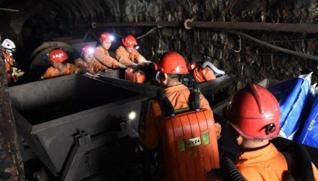 В Китае на шахте произошло обрушение породы: есть погибшие