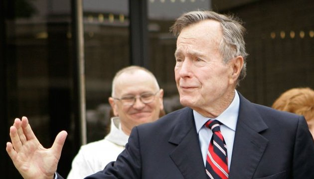 У США оголосили загальнонаціональну жалобу через смерть Буша-старшого