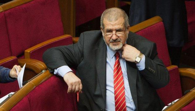 Mejlis Chairman Chubarov: Ukraine should be firm, persistent to return Crimea