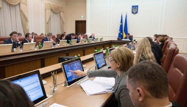Кабмин на заседании рассмотрит изменения в свой регламент