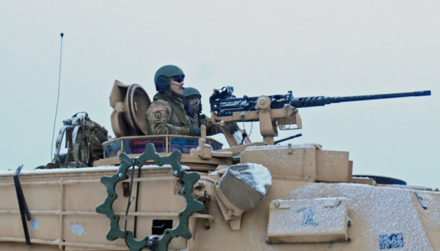 Количество военных США в Польше станет максимальным весной - Минобороны