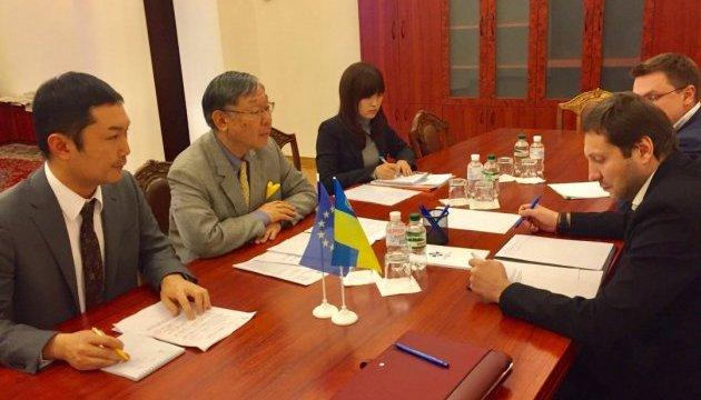 Япония предоставит Украине техническое оборудование для Общественного вещания