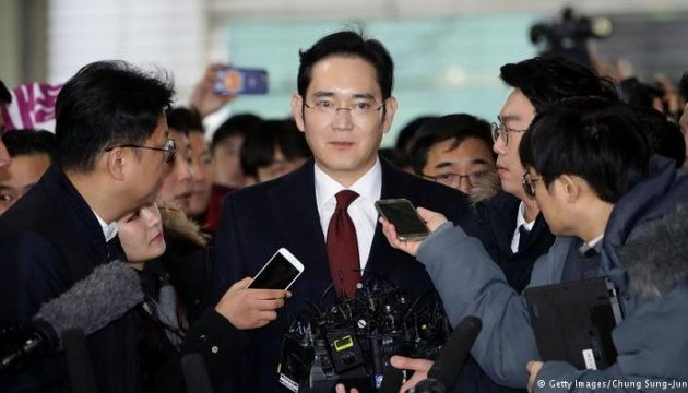 Південнокорейський суд відмовився заарештовувати голову Samsung