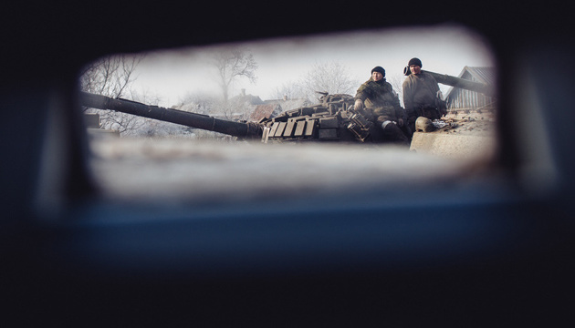 Militants launch 19 attacks on Ukrainian troops in Donbas in last day