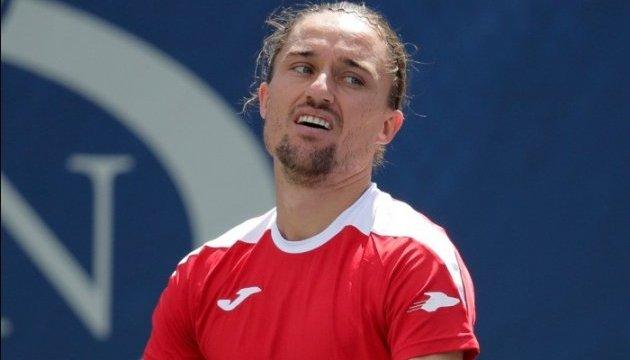 Australian Open: Долгополов достроково залишає Мельбурн