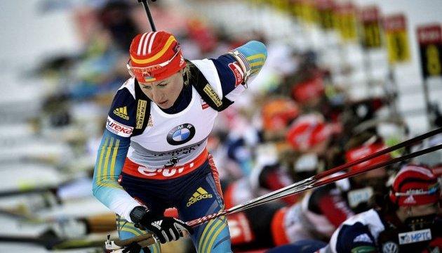 Биатлон: Фуркад стал чемпионом мира в гонке преследования; украинцы в топ-20