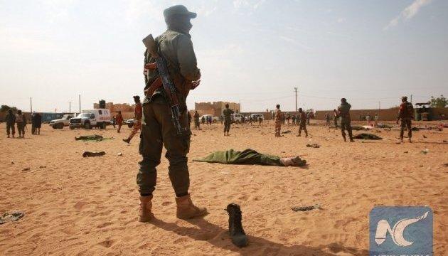 Напад на військову базу у Малі: десятки загиблих