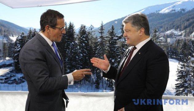 Порошенко: У проблемах з глобальною безпекою винні двоє - Асад і Путін