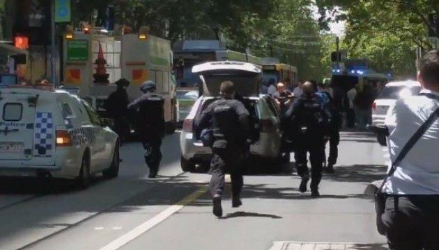 Наезд на пешеходов в центре Мельбурна был совершен умышленно - полиция