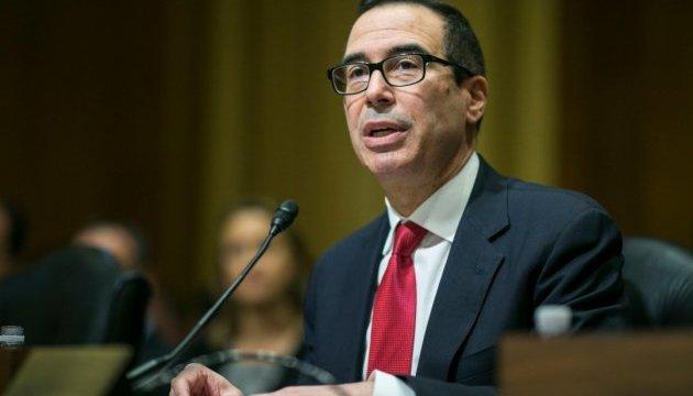 Минфин США подтвердил сохранение антироссийских санкций