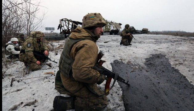 Эскалация в АТО: бой под Авдеевкой длился 19 часов - штаб