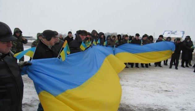 Житомирську та Рівненську області з'єднали