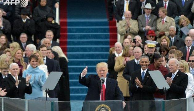 Reuters объяснил, как возник скандал вокруг фото инаугураций Трампа и Обамы