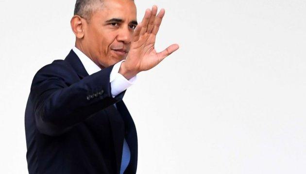Обама повертається в американську політику - ЗМІ