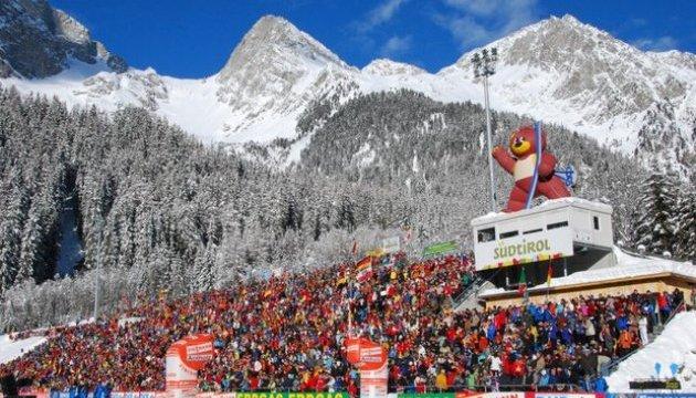 Українські біатлоністи прийшли четвертими в естафеті Кубка світу