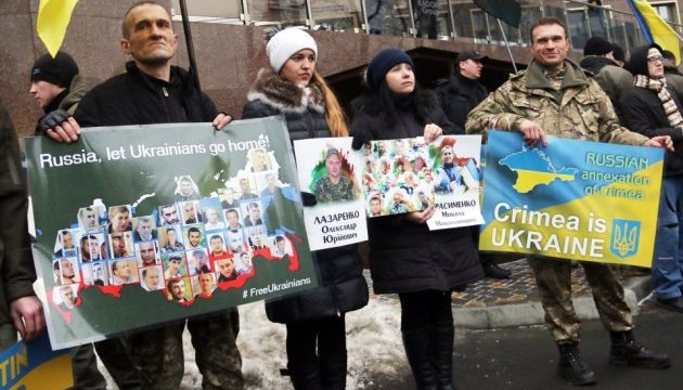 Stop Putin's War In Ukraine: Одесса присоединилась к протесту