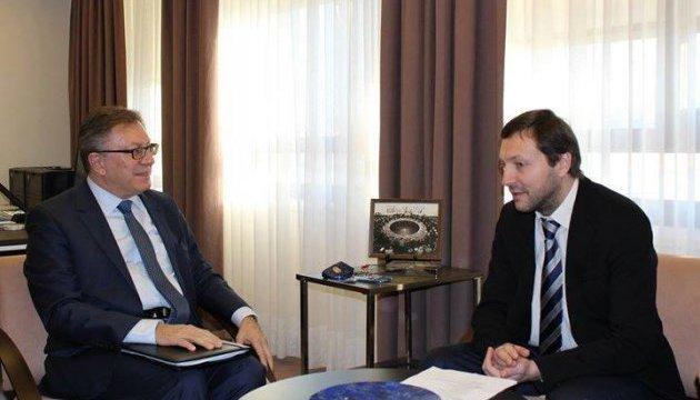 Стець рассказал в штаб-квартире НАТО о гибридной войне