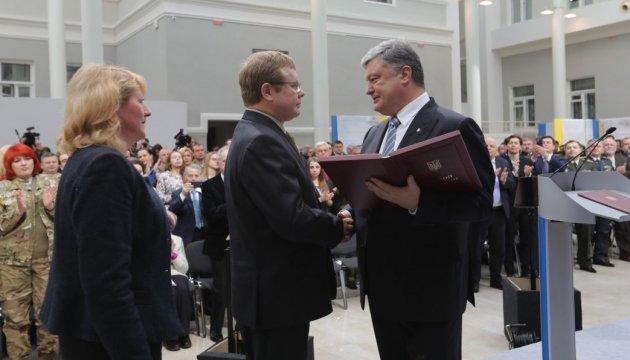 Жемчугов каже, переконався: Україна ніколи й нікого не покине