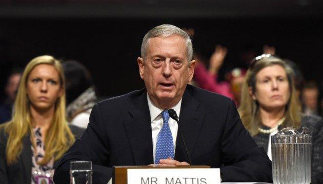 США и НАТО должны укреплять оборону в ответ на действия России – глава Пентагона