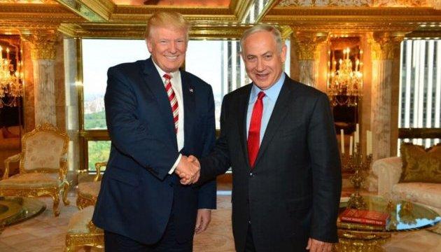 Трамп і Нетаньягу провели приватну зустріч в Вашингтоні – Білий дім