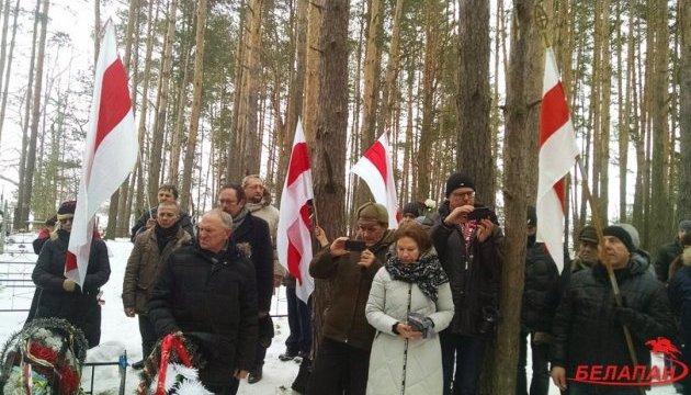 В Беларуси почтили память Жизневского